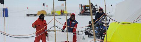 Kein Weltuntergang in der Antarktis